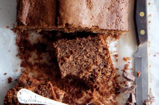 Ekspresowe ciasto czekoladowo-gryczane