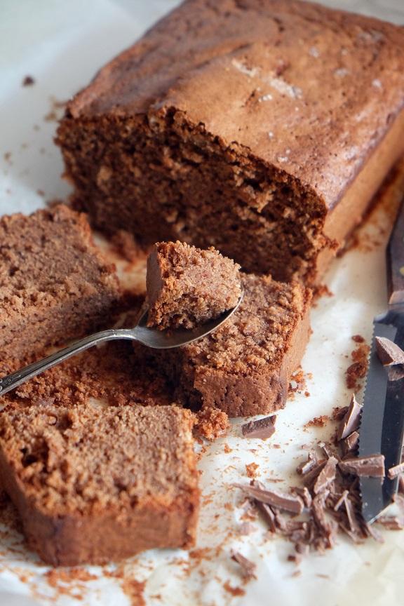 ciasto czekoladowo gryczane