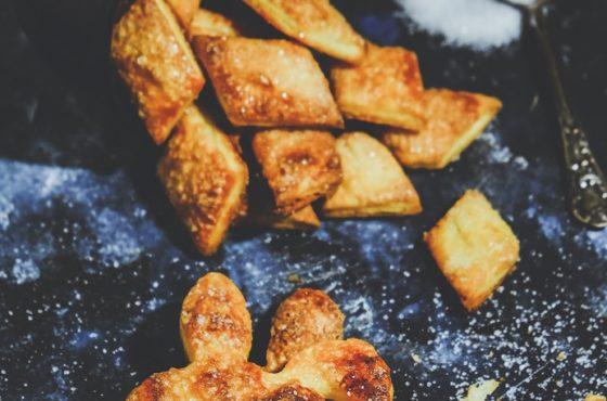 Ciasteczka serowo-maślane
