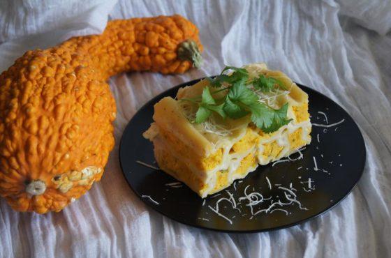 Cannelloni z dynią i ricottą