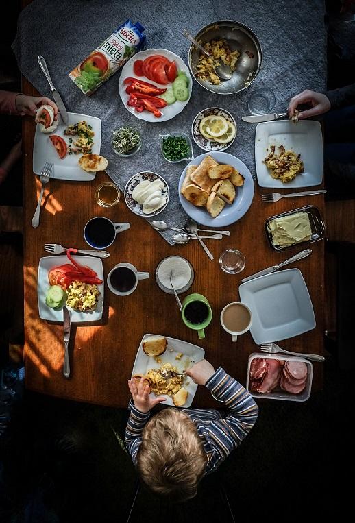 niedzielne śniadanie